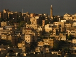 Mosque in Amman at Daybreak