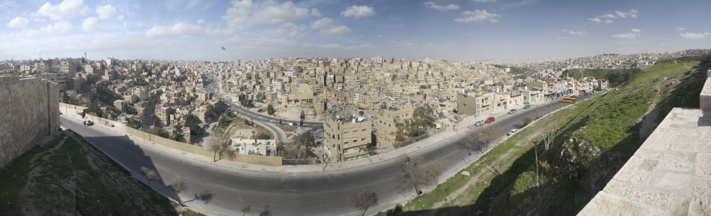Jordan A to Z:  ​A is for ... Amman! (1/6)