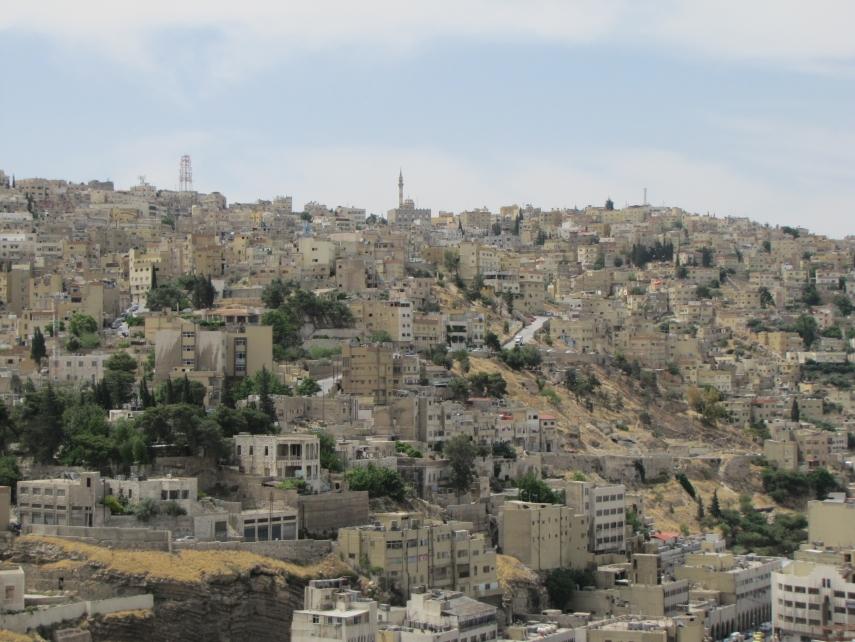 Jordan A to Z:  ​A is for ... Amman! (5/6)