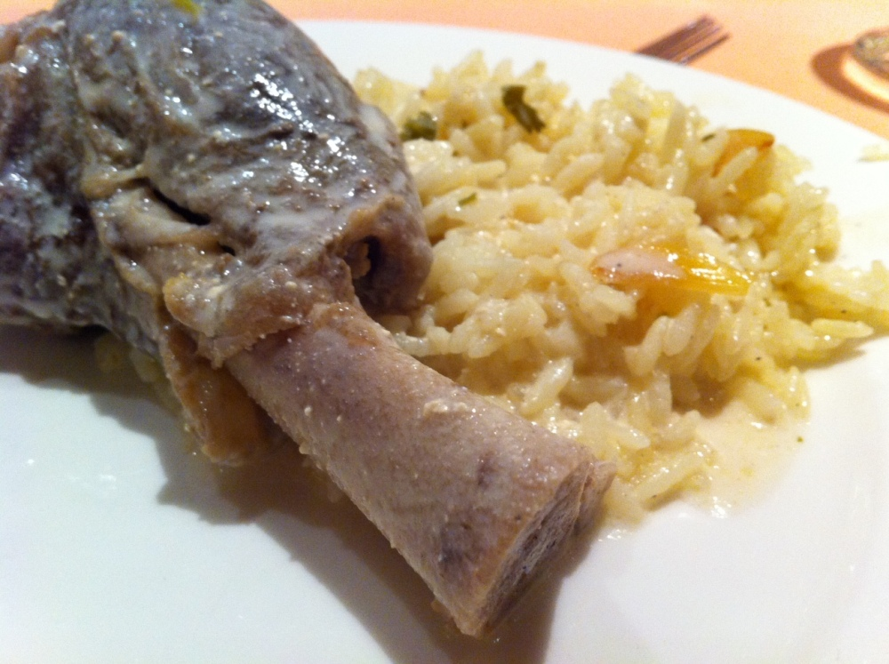 Jordan A to Z: M is for ... Mansaf or Msakhan! (2/6)