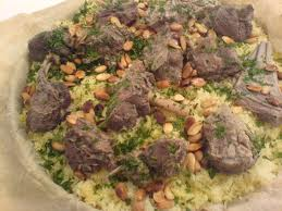 Jordan A to Z: M is for ... Mansaf or Msakhan! (1/6)